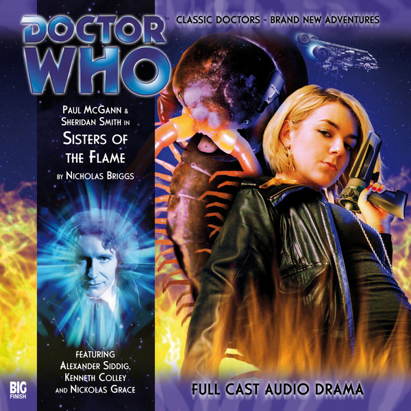 Doctor Who A013 Sisters of the Flame