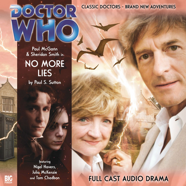 A005 No More Lies Doctor Who Big Finish audiobook