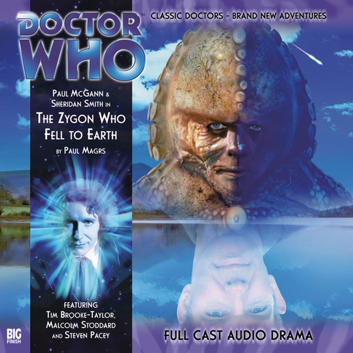 Doctor Who A012 The Zygon Who Fell To Earth