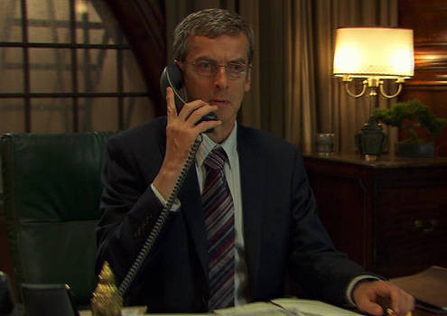 Peter Capaldi in Torchwood, Children of Earth