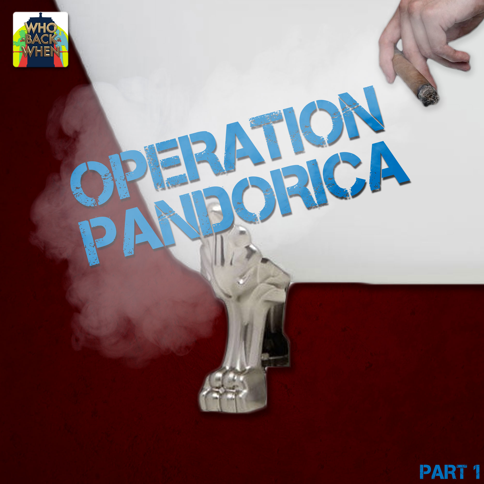 Doctor Who Back When Fan-made Audio Adventure Operation Pandorica Part One