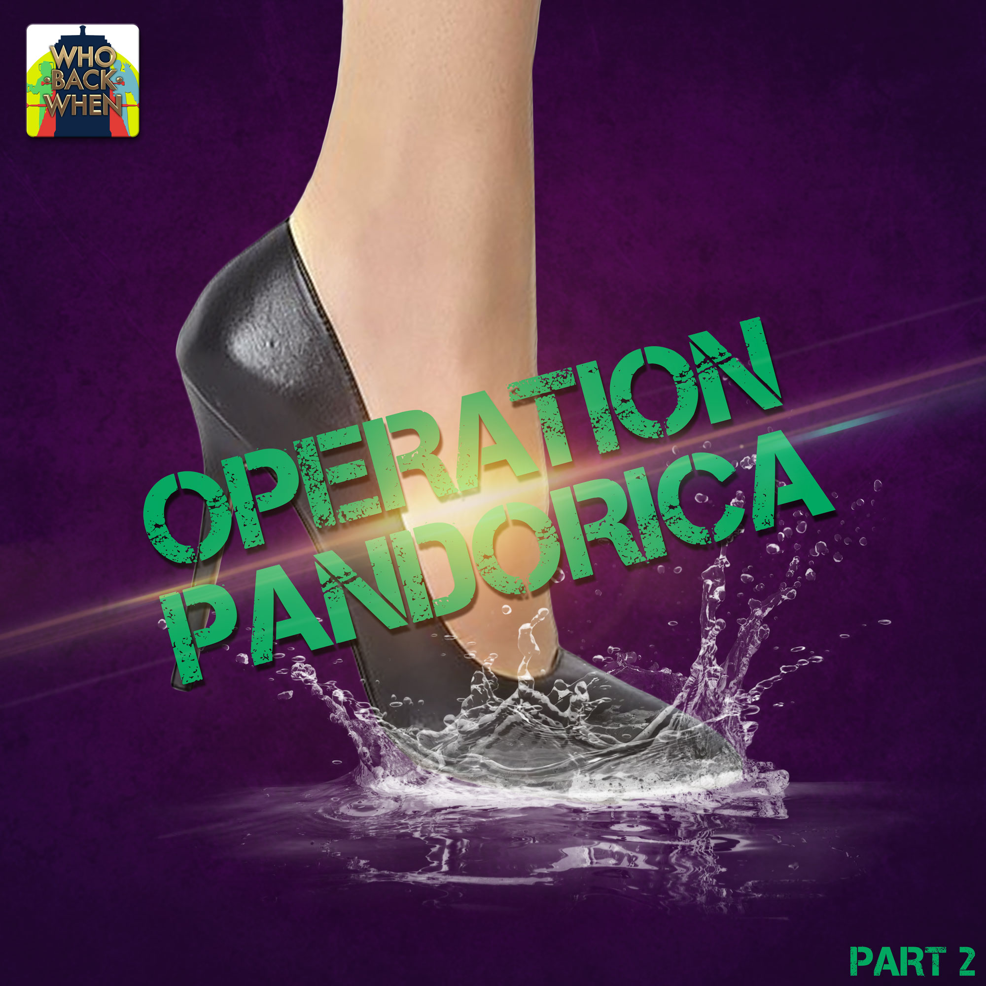 Doctor Who Back When Fan-made Audio Adventure Operation Pandorica Part Two