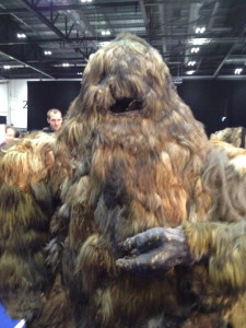 Doctor Who Yeti Convention WhoBackWhen