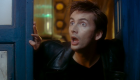 A fresh Doc. Tennant in Eccleston's clothes.