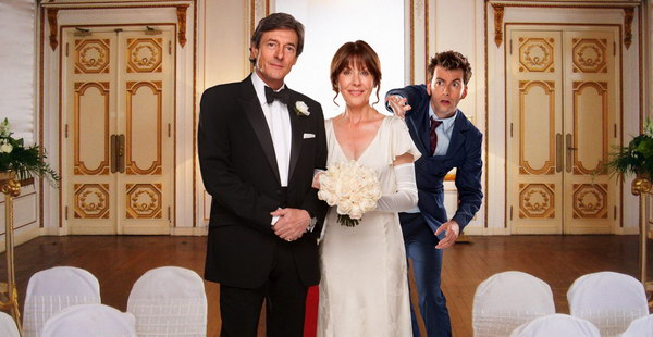 Nigel Havers in The Wedding of Sarah Jane Smith