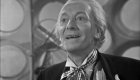 WhoBackWhen Doctor Who DoctorWho DrWho First Doctor 1st William Hartnell in TARDIS