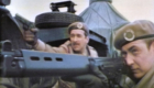 alistair-gordon-lethbridge-stewart-and-unit-soldier-aiming-guns-and-rifles-at-the-bad-guys-ambassadors-of-death-doctor-who-back-when