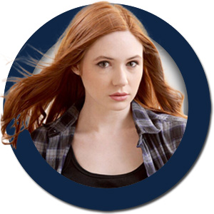 Doctor Who Companion Amelia Amy Pond