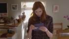 amy-pond-receives-a-tardis-blue-envelope-the-impossible-astronaut-doctor-who-back-when