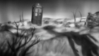 c001 caveman shadow cliffhanger doctor who unearthly child whobackwhen