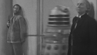 Tyler and Doctor about to kick some Dalek ass