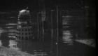 White Dalek appears out of water