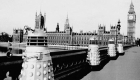 Daleks on Westminster Bridge in London