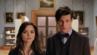 clara-and-smith-admire-painting-in-national-gallery-day-of-the-doctor-who-back-when