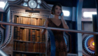 companion-clara-oswald-by-tardis-bookcase-mummy-on-the-orient-express-doctor-who-back-when