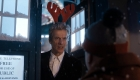 doctor who back when drwho capaldi christmas special husbands of river song cover