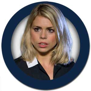 Doctor Who Companion Rose Tyler