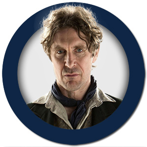 Dr Who The Eighth Doctor Paul McGann