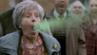eknodine-blows-gas-out-of-elderly-lady-mouth-in--amys-choice-doctor-who-back-when