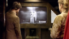 eleven-matt-smith-and-river-song-watch-weeping-angel-on-cctv-screen-time-of-the-angels-doctor-who-back-when