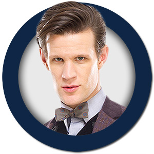 Dr Who The Eleventh Doctor Matt Smith