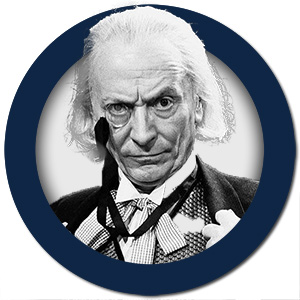 Dr Who The First Doctor William Hartnell