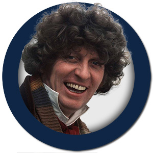 Dr Who The Fourth Doctor Tom Baker