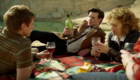 lake-picnic-with-bottle-of-wine-wedding-of-river-song-doctor-who-back-when