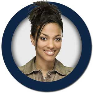 Doctor Who Companion Martha Jones
