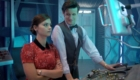 matt-smith-eleven-and-clara-oswald-in-console-room-journey-to-the-centre-of-the-tardis-doctor-who-back-when