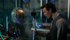 matt-smith-eleven-doc-with-cyberman-head-handles-in-tardis-time-of-the-doctor-who-back-when
