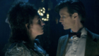 matt-smith-eleven-with-tardis-idris-the-doctors-wife-dr-who-back-when