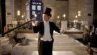 matt-smith-tophat-tails-sonic-cane-lets-kill-hitler-doctor-who-back-when