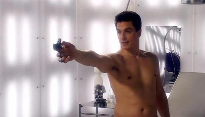 Jack harkness naked