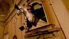 doctor who tennant rides jumps through mirror