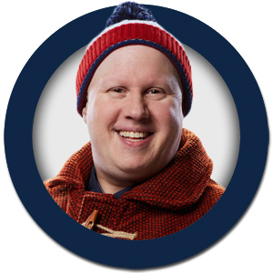 Doctor Who Companion Nardole