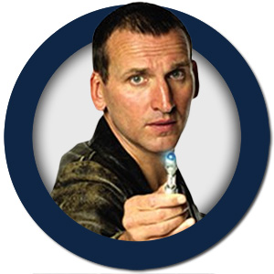 Dr Who The Ninth Doctor Christopher Eccleston