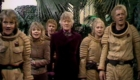 pertwee-third-doc-and-companion-jo-grants-with-thals-planet-of-the-daleks-doctor-who-back-when