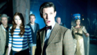 riddell-amy-pond-rory-brian-williams-queen-nefertiti-and-eleven-see-a-pair-of-dinos-dinosaurs-on-a-spaceship-doctor-who-back-when
