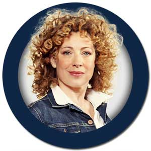 Doctor Who Companion Wife River Song