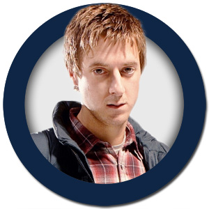 Doctor Who Companion Rory Williams