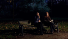 rose-and-donna-on-a-park-bench-staring-at-the-sku-turn-left-doctor-who-back-when