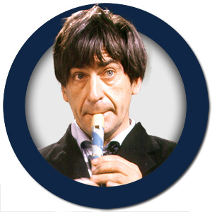Dr Who The Second Doctor Patrick Troughton