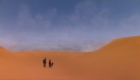tennant-and-lady-de-souza-running-from-swarm-on-desert-planet-planet-of-the-dead-who-back-when