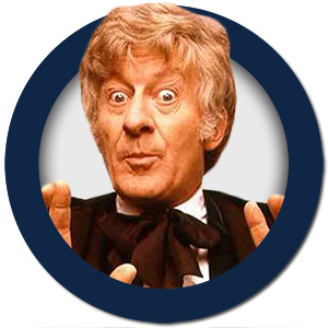 Dr Who The Third Doctor John Pertwee