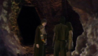 tom-baker-four-with-companion-leela-and-a-minyan-chap-in-green-screen-caves-underworld-doctor-who-back-when
