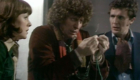 tom-baker-fourth-doc-with-sara-jane-smith-and-harry-sullivan-contemplating-dalek-genocide-genesis-of-the-daleks-doctor-who-back-when