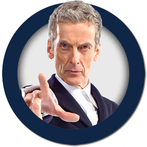 Dr Who The Twelth Doctor Peter Capaldi