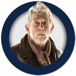 Dr Who The War Doctor John Hurt